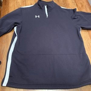 Under Armour Cold Gear Quarter Zip - Large